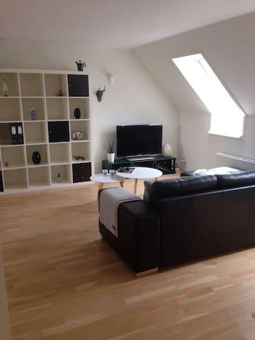 Dejlig og lys lejlighed i Århus C - Aarhus - Apartment