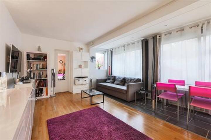 Maison de charme a 10 mn de paris en voiture - Villeneuve-la-Garenne - House