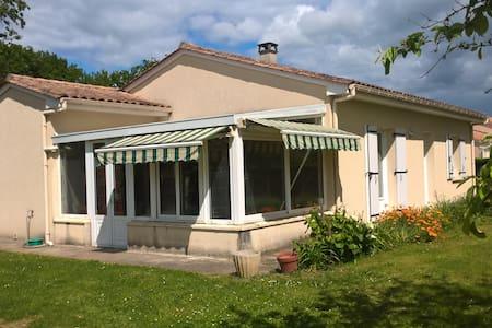 Maison individuelle pour location saisonnière
