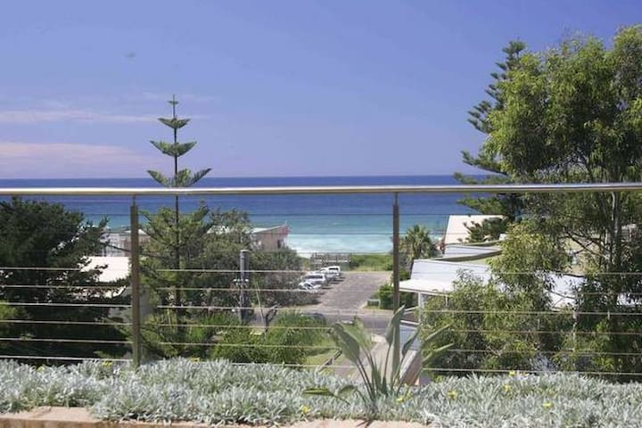 Waterville Luxury Apartment 200mtrs from the sand - North Avoca - Leilighet