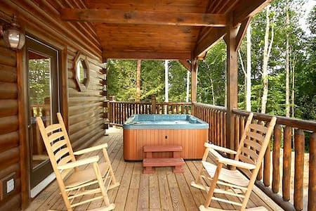 Serenity Lodge - Gatlinburg - Cabin