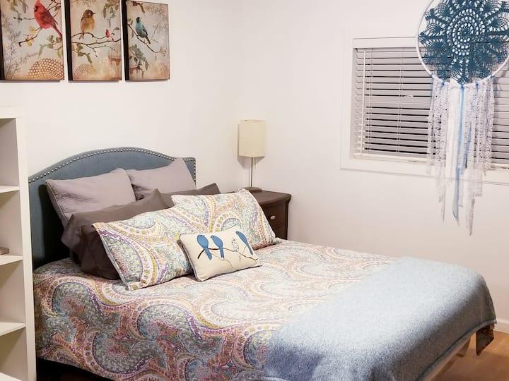 Coastal Feather Suite