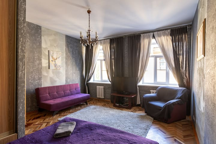 Cozy just renovated apartment in the very center