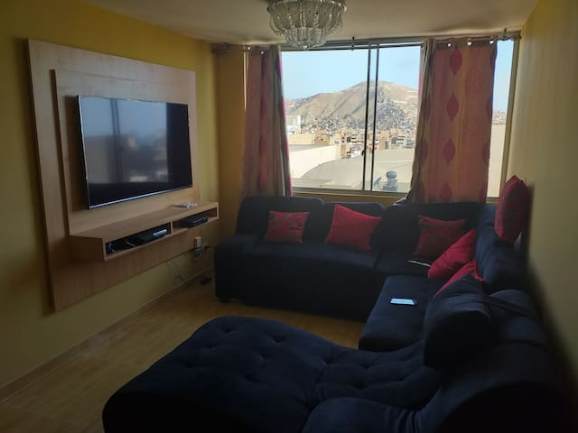 Apartamento amoblado privado - Turismo / Negocios
