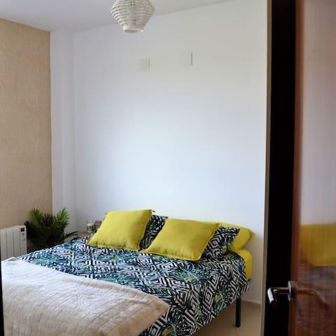 Habitación PROX CENTRO+PARKING+WIFI - Granada - Apartment