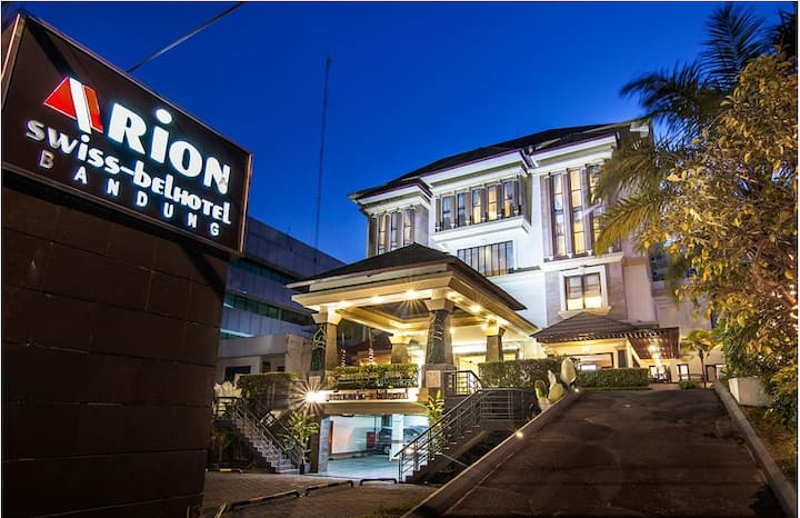Room + Bfast Near Station by Arion Swiss-Belhotel