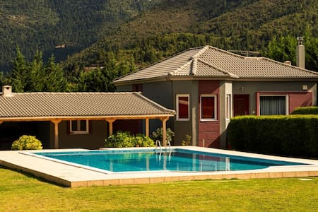 Villa Stymfalia with Private Pool