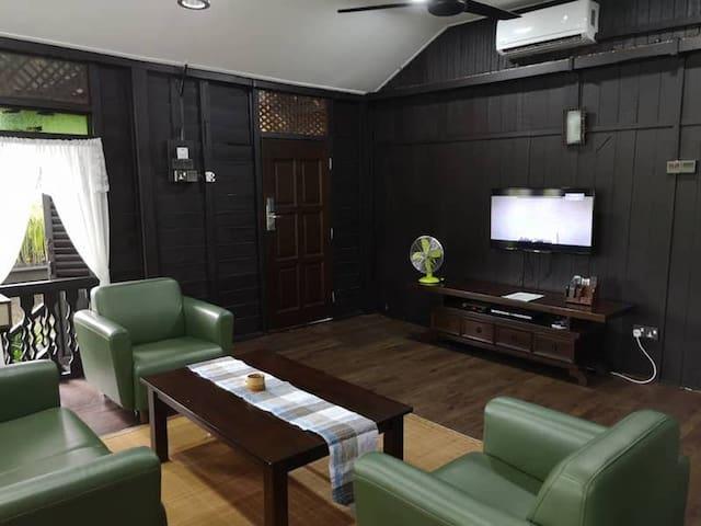 Keriang Hill Standard Room