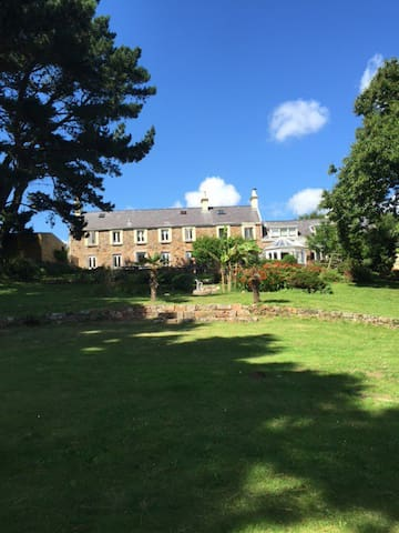 Country house in St Brelade Jersey - Jersey - Hus