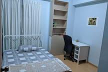 Bright spacious room in a great condo