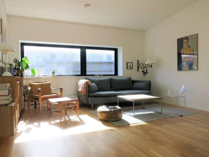 Østerbro - 3 Bedrooms - Family With Children - Østerbro - 3 Bedrooms - Space For 4 People (1362-1)