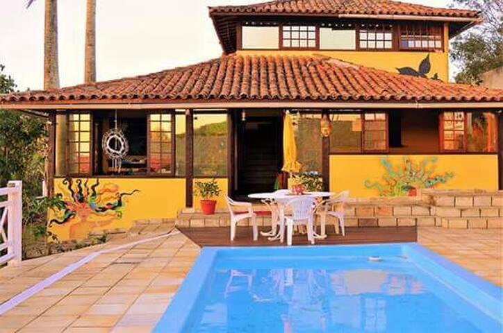 Lagoa Beach Hostel