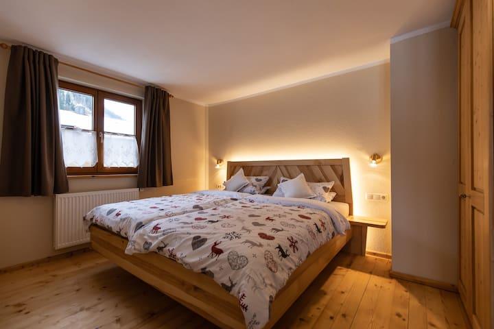 Ferienwohnung Kienberg mit Balkon mit Bergblick