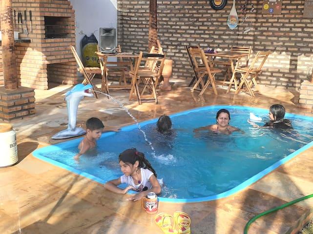 Casa de Praia Trairi - CE Brasil. Próx Flecheiras.