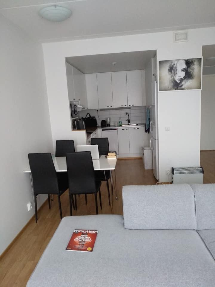 Cozy apartment near Helsinki airport