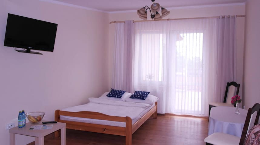 Lovely studio apartment - Władysławowo - Apartment