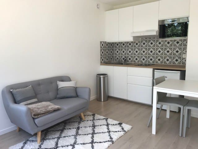 Beautiful Apartment, close to Paris