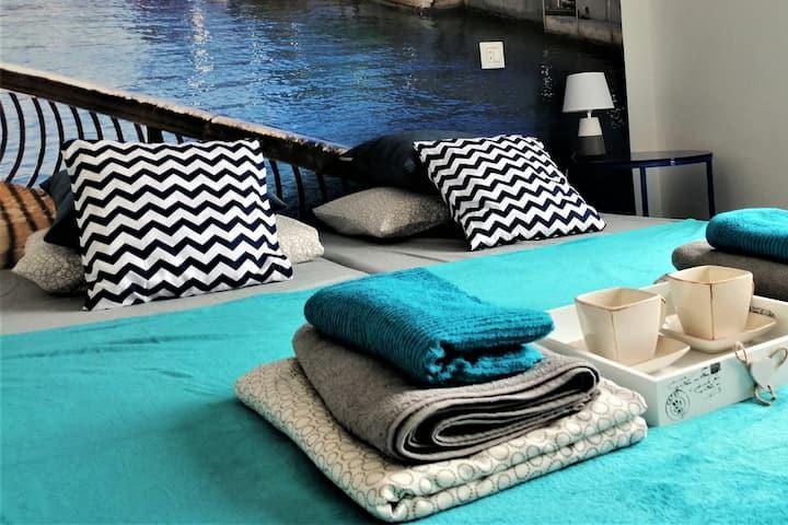 Unigue Design Apartment in Gandia