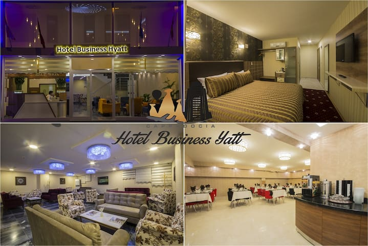 Hotel Business Yatt | In the City Center - Nevşehir Merkez
