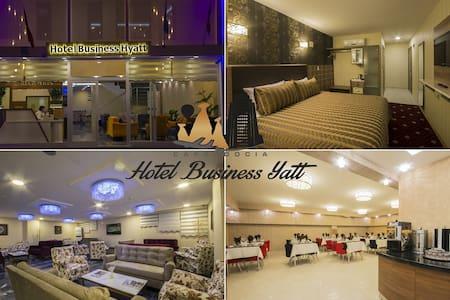 Hotel Business Yatt | In the City Center - Nevşehir Merkez - Bed & Breakfast