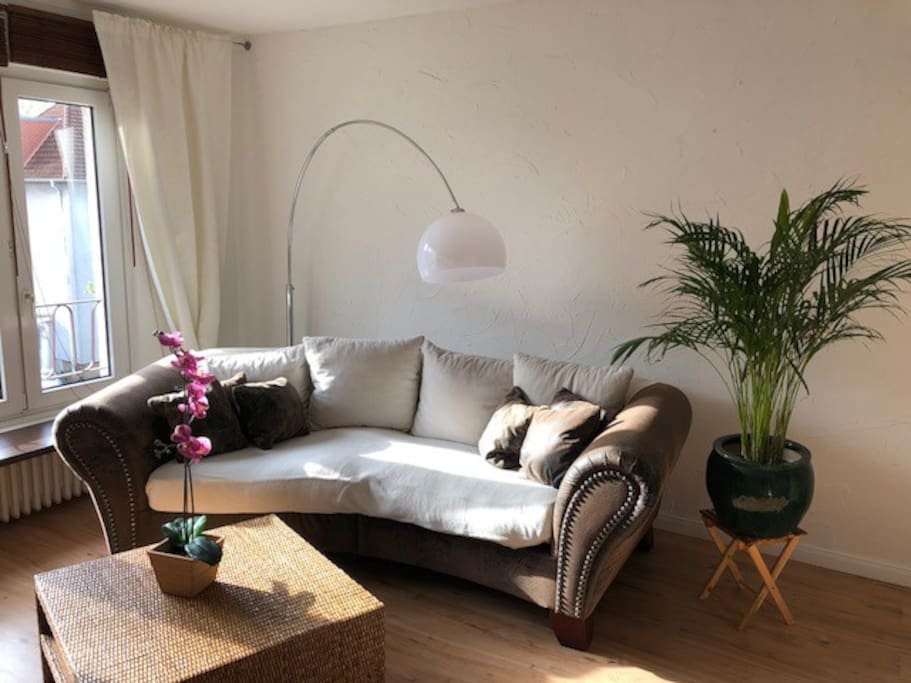 Wohnzimmer Sofa Ecke