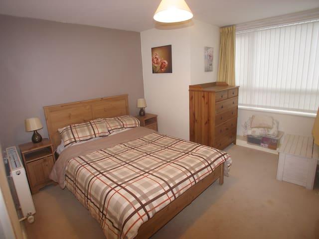 Modern 1 Bedroom Coastal Apartment - Malahide - Apartamento