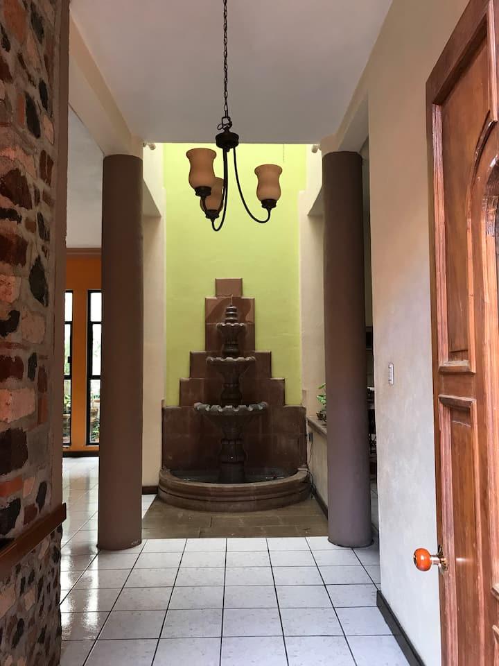 Casa GaLo en el centro de Pátzcuaro