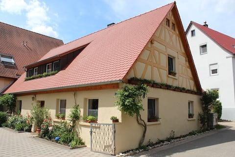 """Ferienhaus """"Zur Rieterkirche"""""""