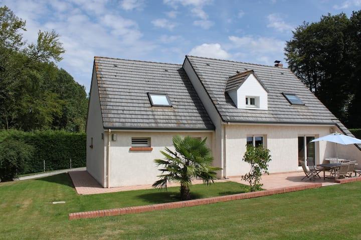 Maison de Campagne au calme en Normandie