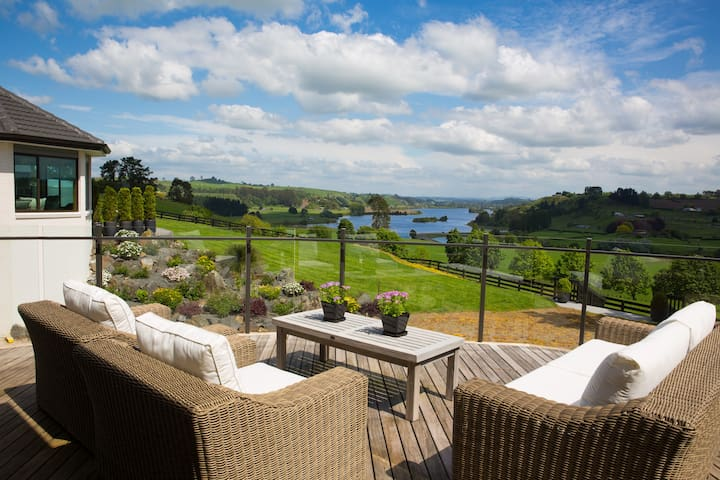 Lakeview Lodge Karapiro One Bedroom Apartment