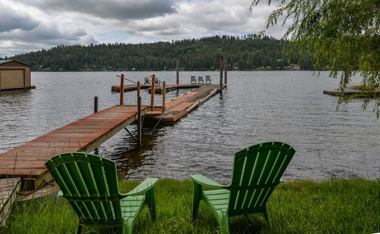 Rockford Bay Retreat - Coeur d`Alene - Talo