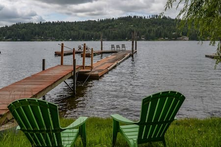 Rockford Bay Retreat - Coeur d`Alene