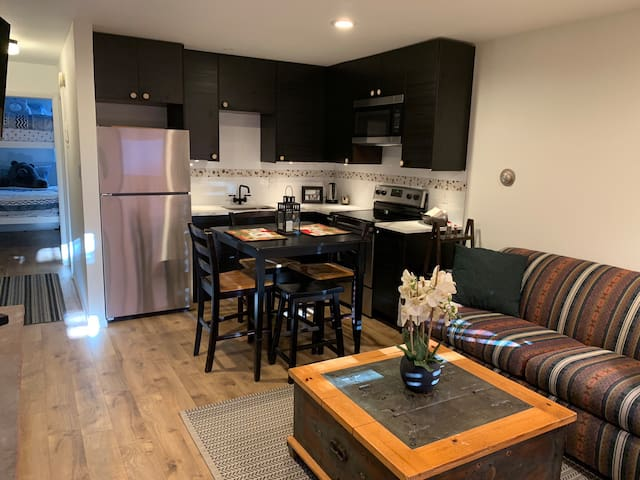 New kitchen and appliances