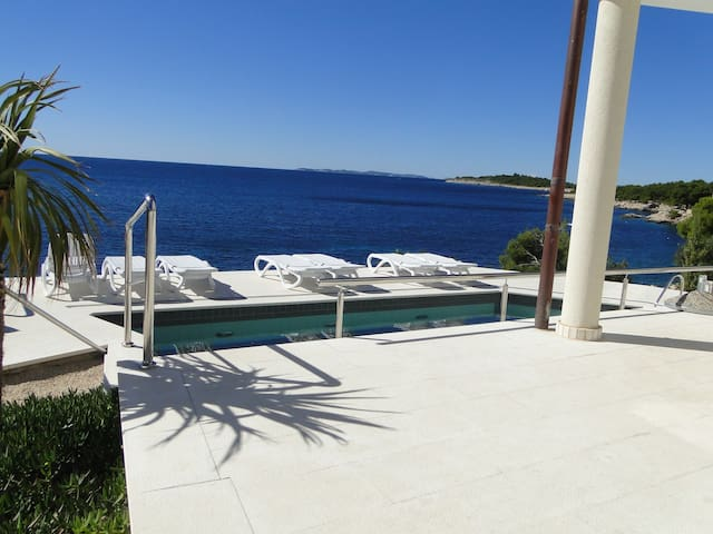 Villa Perla -4 - Primošten Burnji - อพาร์ทเมนท์