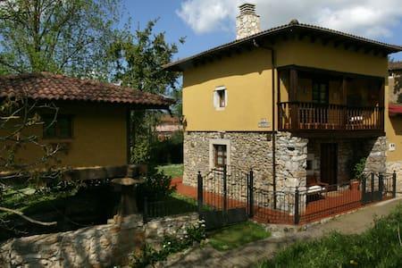 Casa Rural en Asturias: El Trebano - Infiesto - Huis
