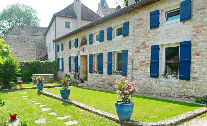 Le Puits sur le Toit - Gîte - Bourgogne - 12 pers