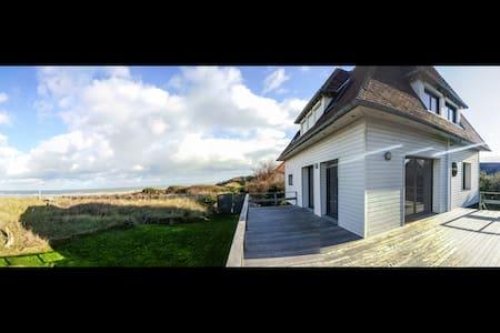 Chambre rêv dans les Dunes face Mer - Merville-Franceville-Plage - Bed & Breakfast