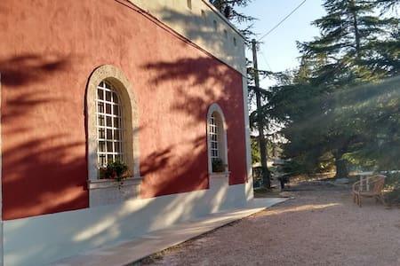 Il Boschetto, stanza Bouganvillea - San Vito dei Normanni