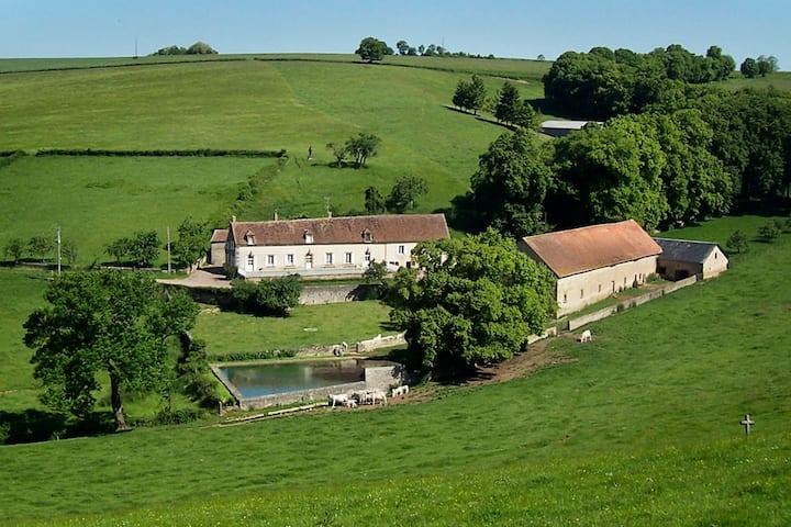 Domaine de Drémont - Gîte sur ferme d'élevage