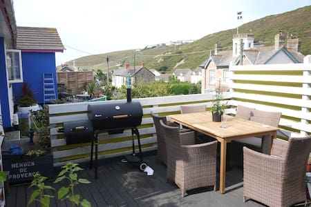 Ensuite room 2 minutes walk from sandy beach - Porthtowan - Bungalow - 1