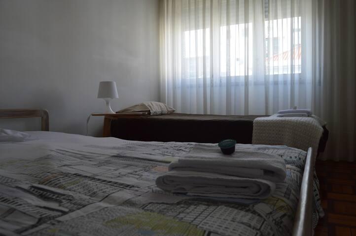 Double bedroom +1 between Lisbon and Sintra