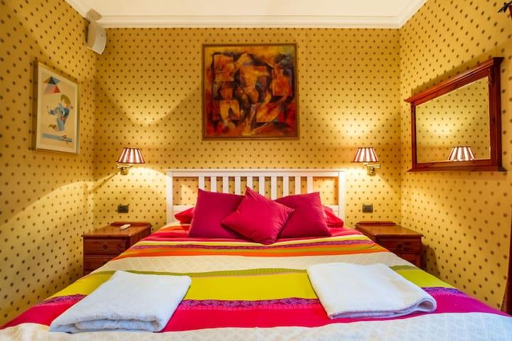 Master Bedroom; Superking size Bed