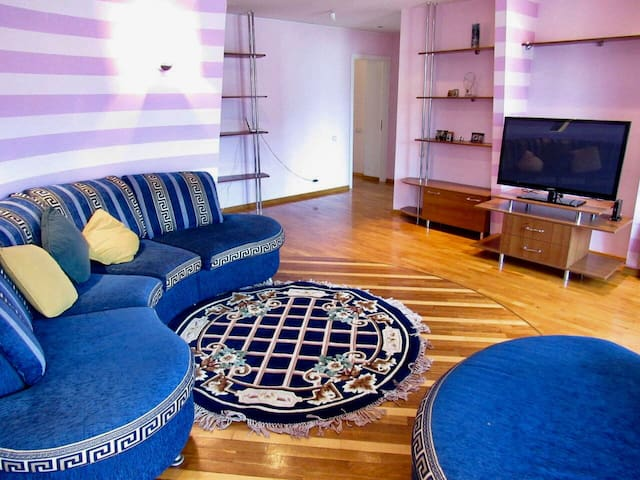 Lovely 3 room apartment, in the heart of the city