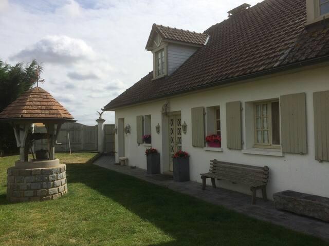 Chambres d'hôtes tout confort en pleine nature - Guizancourt - Casa