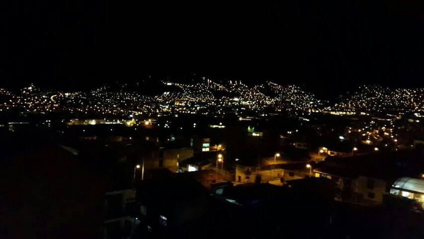 Departamento con vista panorámica - Cusco - Apartment