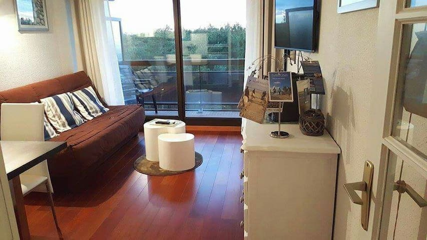appartement avec wifi à 200m plage. - Le Touquet-Paris-Plage - Apartmen
