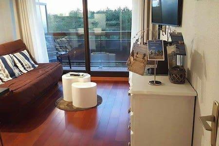 appartement avec wifi à 200m plage. - Le Touquet-Paris-Plage - Apartamento
