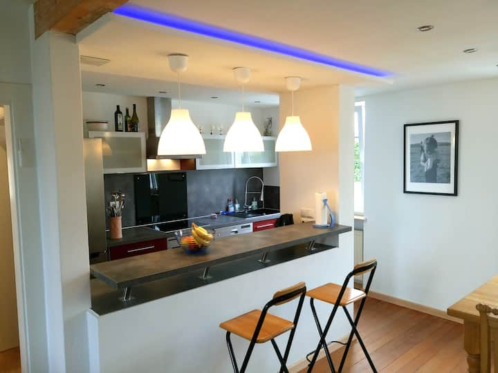 Lovely modern apartment for 2 in Bexbach