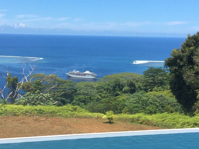 Villa pleine nature, tranquillité assurée.