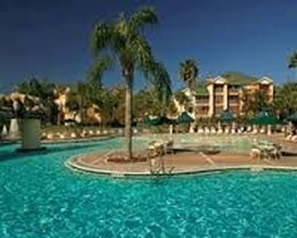 2BR 2B Condo in Sheraton Vistana Resort Orlando - Orlando - Apartamento